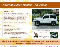 Affordable Jeep Rentals Thumbnail